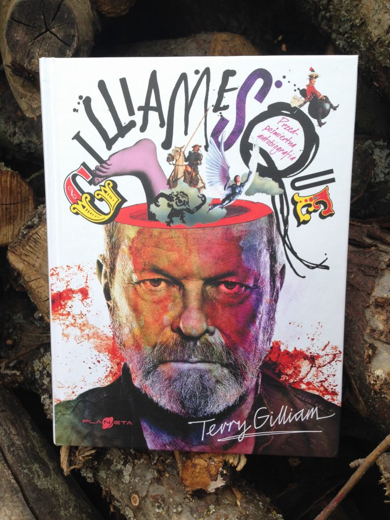 Gilliamesque Terry Gilliam