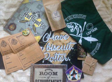 box Harry Potter Gobston Alley