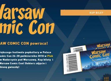 Warsaw comic con 4 edycja