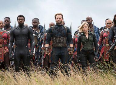 Avengers Infinity War recenzja