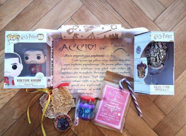 Świąteczny box od magical suitcase