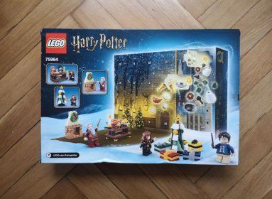 LEGO Harry Potter, czyli kalendarz adwentowy 75964
