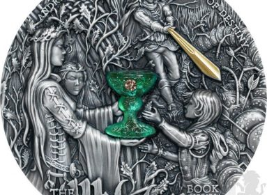 moneta wiedźmin 5$ miecz przeznaczenia
