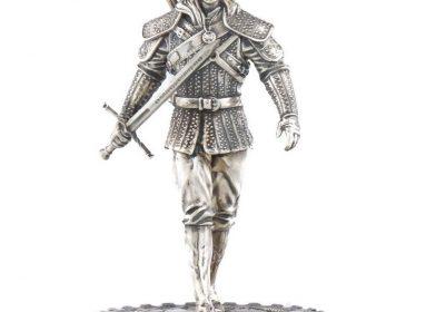 biały wilk moneta wiedźmin 1 kg figurka mennica gdańska
